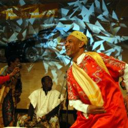 ESPECTACULO GNAWA-AFRICA